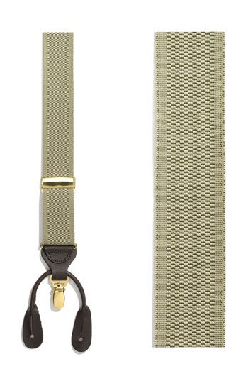 Trafalgar Convertible Nylon Suspenders | Nordstrom