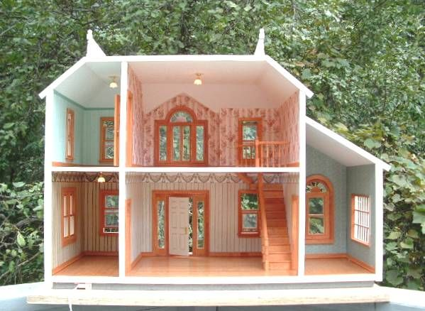 The Abbot dollhouse