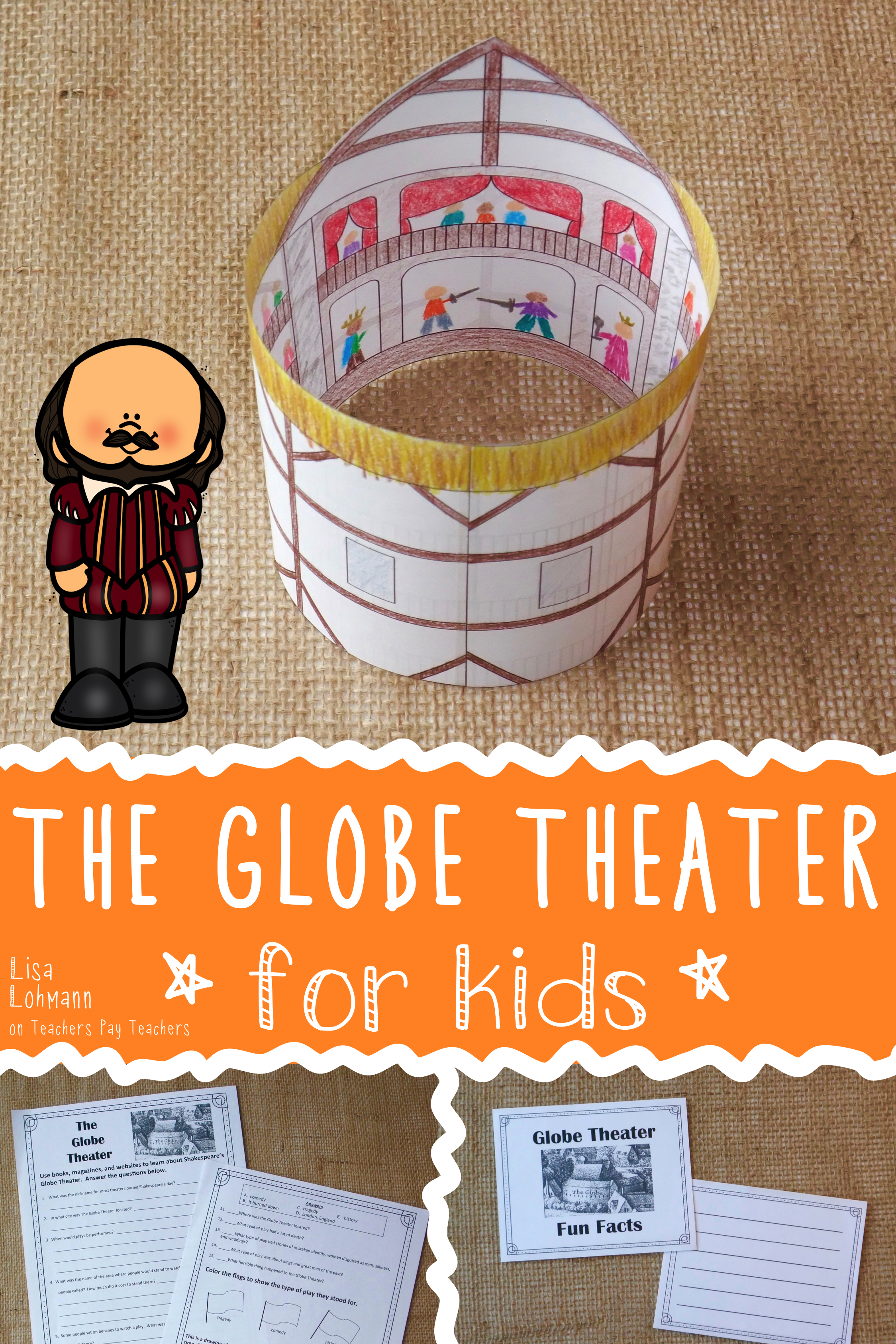 Shakespeare S Globe Theater