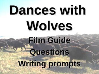 dances with wolves character description