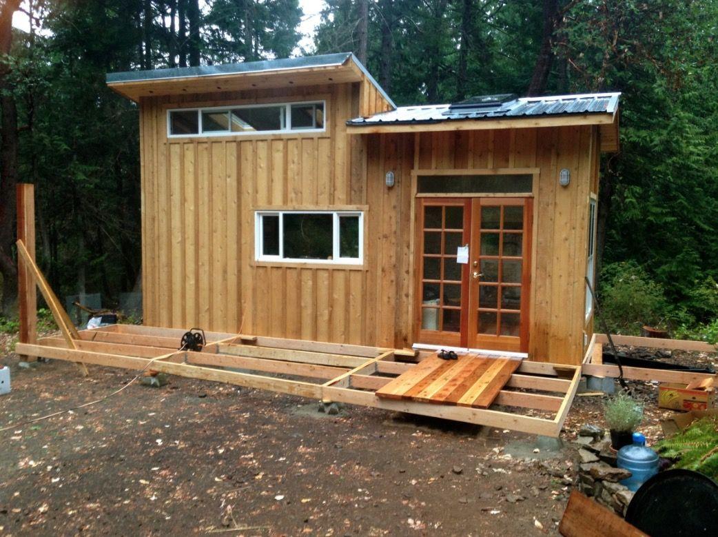Keva Tiny House on a Foundation in Salt Spring Island, BC