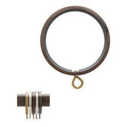"""Flat ring with liner for 1 3/16"""" diameter Select Metal pole"""