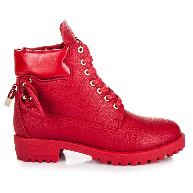 10600bc569 Kotníkové topánky na šnurovanie 1302-19R