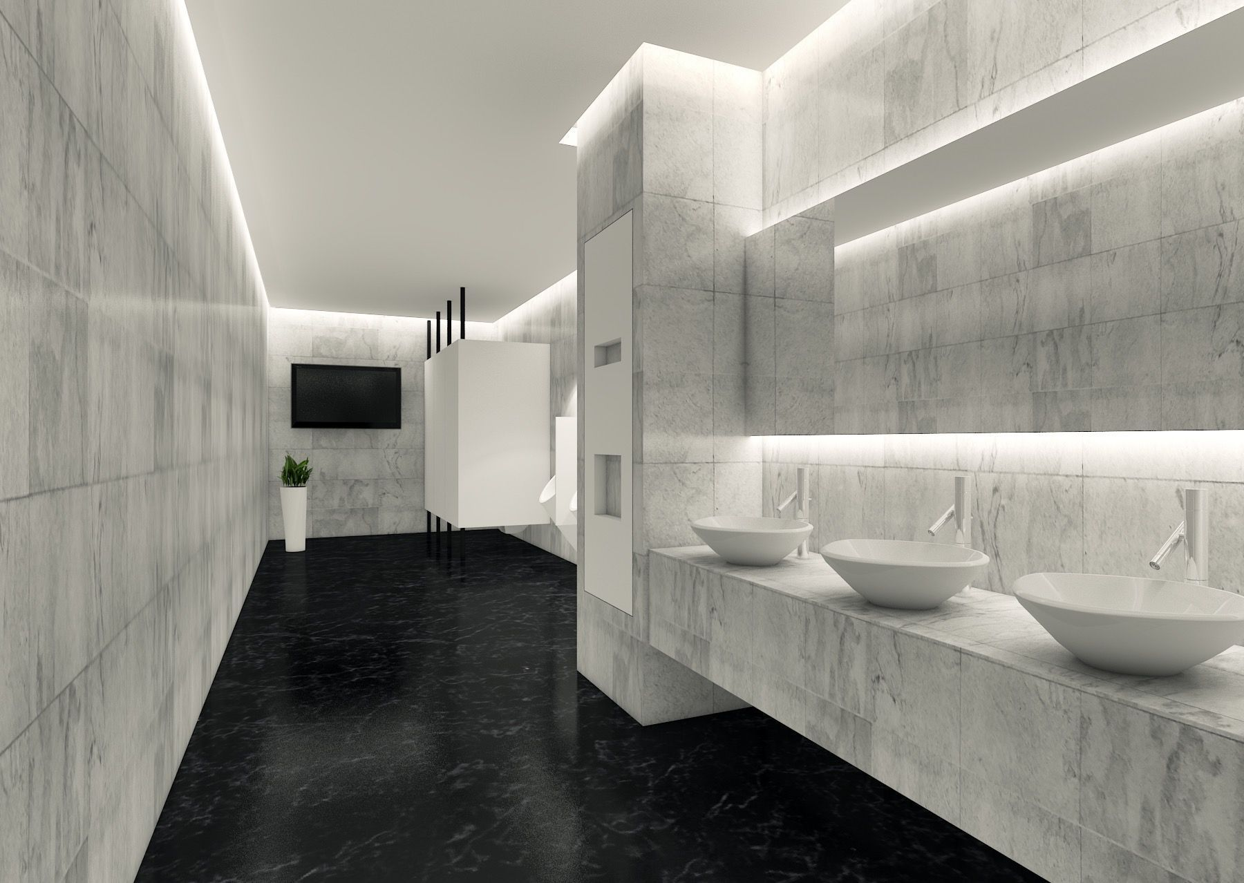 luxury bathroom restroom design