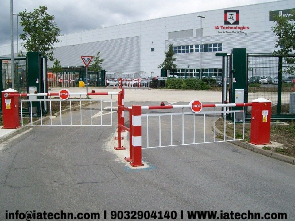 IA_Technologies are providing Boom_Barrier with