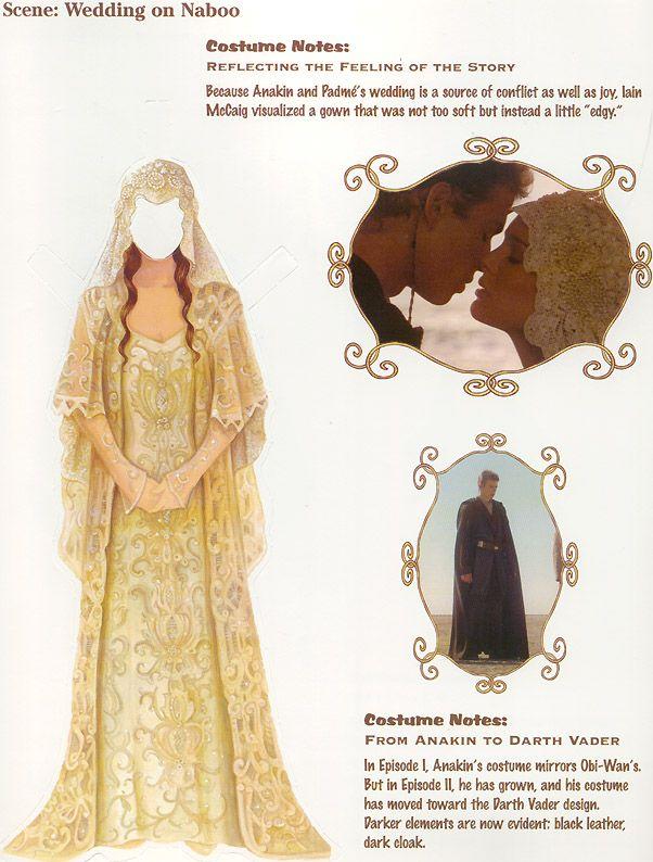 Padme Amidala Wedding Dress - Food Ideas   Wedding dresses and looks ...