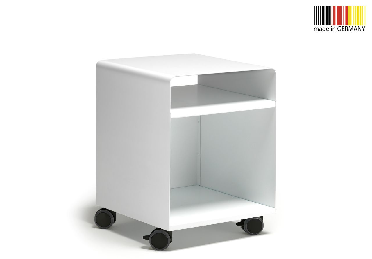 Regale und Sideboards | Scott Rollcontainer – amalfiweiß | avandeo Möbel-Online-Shop