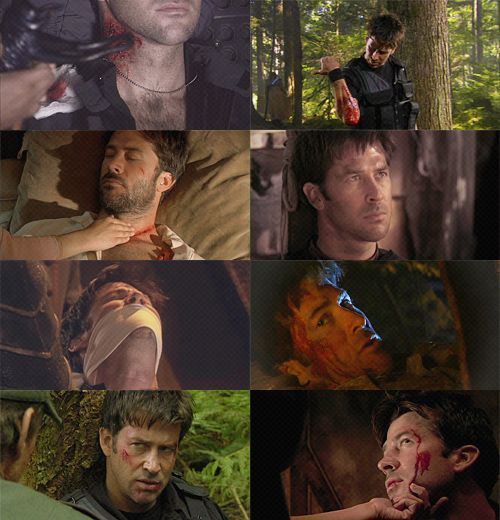 Joe Flanigan as Lt Colonel John Shepard