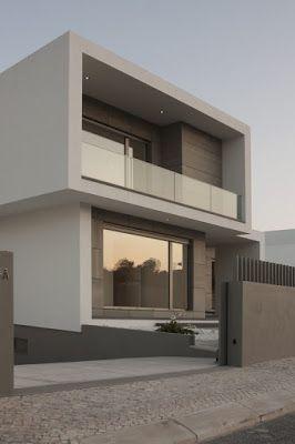 Casas Minimalistas y Modernas: ventana minimalista   Casa ...