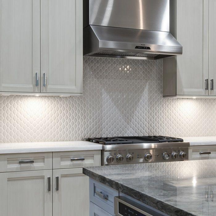 Tremendous Warm Grey Convex Loft Kitchen Backsplash In 2019 Tiles Download Free Architecture Designs Sospemadebymaigaardcom