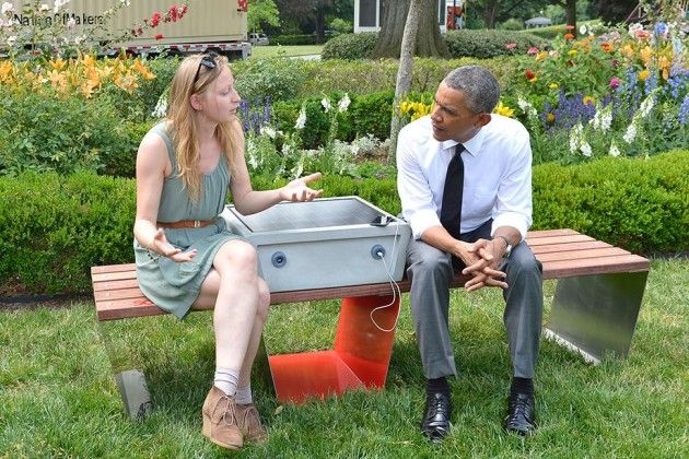Boston S Solar Powered Benches Will Charge Phones And Collect Data Solar Power Solar Phone Charging