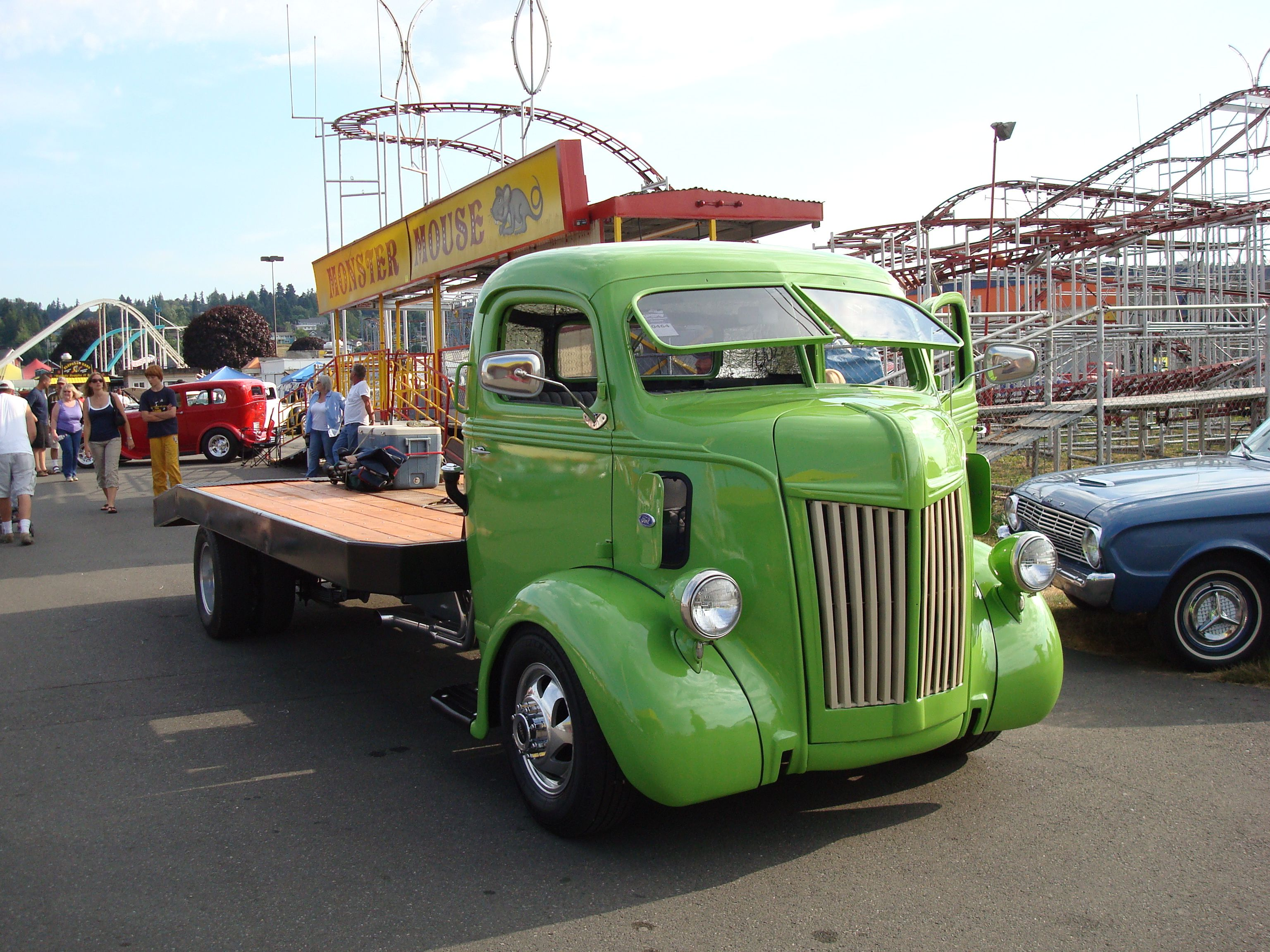 Craigslist Houston Tx Gmc Parts For Pinterest: 1939 Ford COE Cab-Over Truck - Ford Truck.