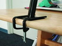 Use Your Desktop As Your Drawing Board Clamp Your Projector Stand To Your Table And Use Your Whole Desk As Your Work Area P Table Clamp Clamp Projector Stand