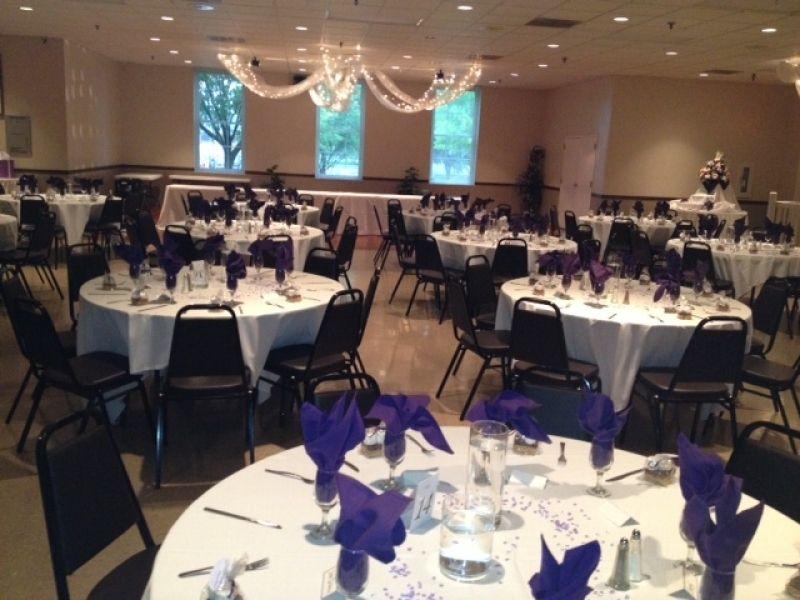 Beautiful American Legion Wedding Reception American Wedding