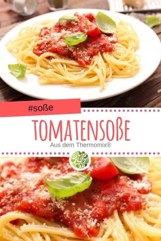 Tomatensauce aus dem Thermomix • will-mixen.de