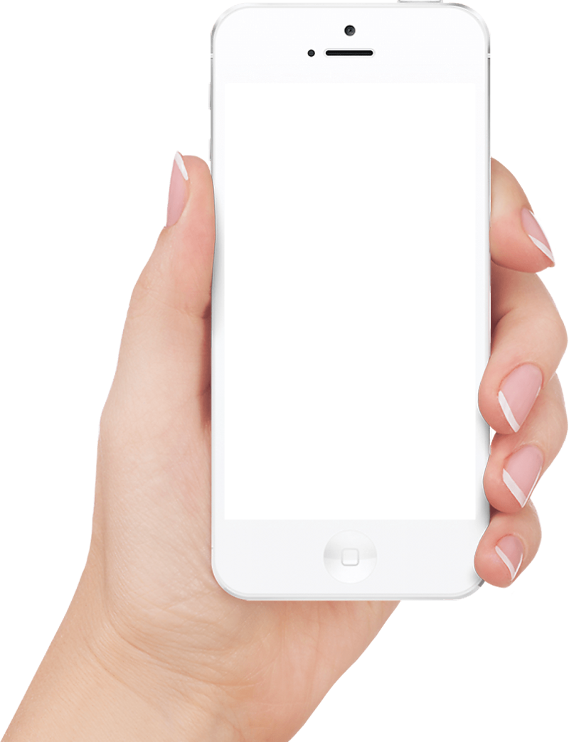 Phone In Hand PNG Image PurePNG Free transparent CC0