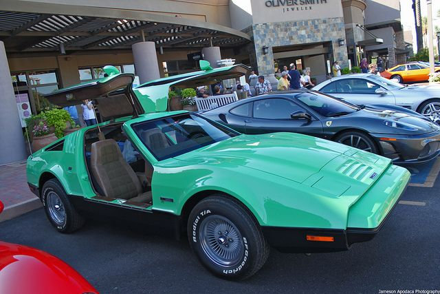 This Bricklin Sv 1 Was Once Used As A Police Car In Scottsdale Az Bricklin Hot Cars Fredericton