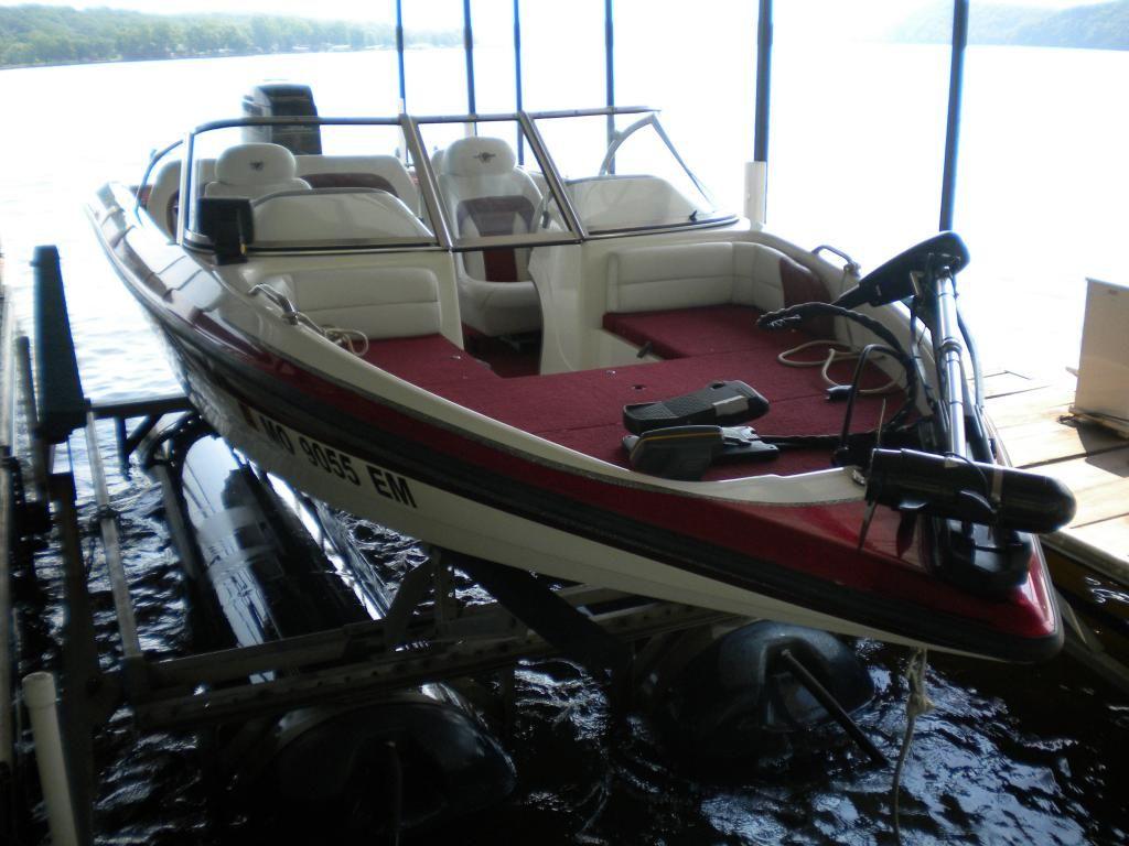 Fish And Ski Boat For Sale 2000 Nitro Fish And Ski At Climax Sprgs Fish And Ski Boats Ski Boats For Sale Ski Boats