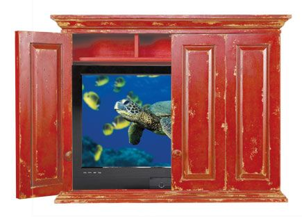 Images Of Tvs Mounted Outside | Caleb Wall Mount TV Cabinet   Chatham Hill  Furniture