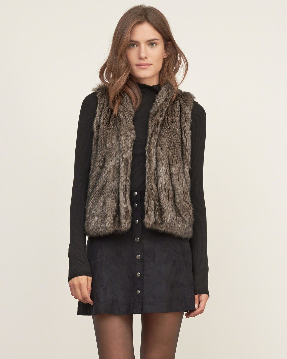 Find fur vest at Macy's Macy's Presents: The Edit - A curated mix of fashion and inspiration Check It Out Free Shipping with $49 purchase + Free Store Pickup.
