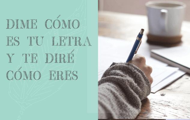 ¿Qué Dice tu Letra de ti? | Grafologia letras, Decir no, Dijes