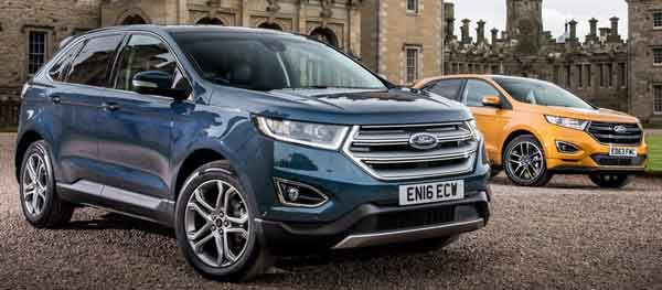 Ford Edge Specs Release Date Price Of New Ford Suv