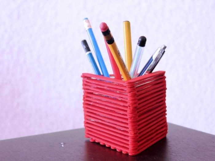 15 Creative Pen Holders for Home Office