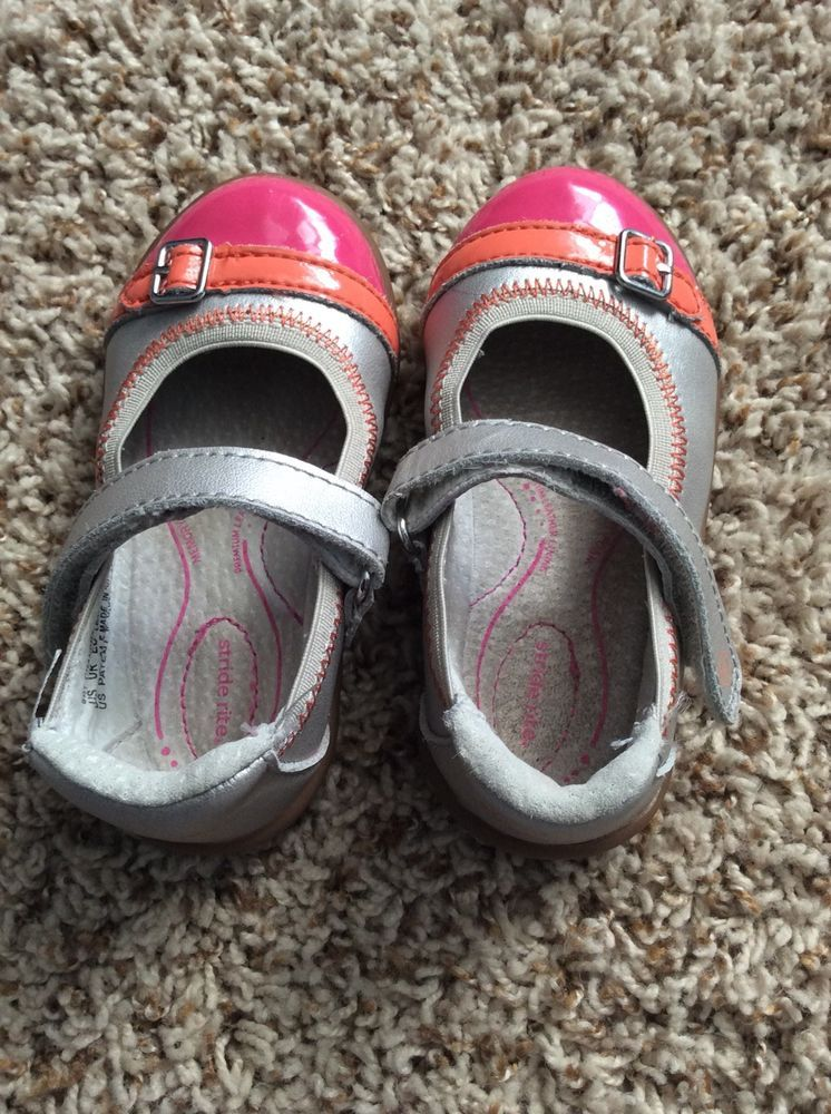 b0e57c662f159c Toddler Girls Shoes Size 5.5 Stride Rite  fashion  clothing  shoes   accessories  babytoddlerclothing  babyshoes (ebay link)