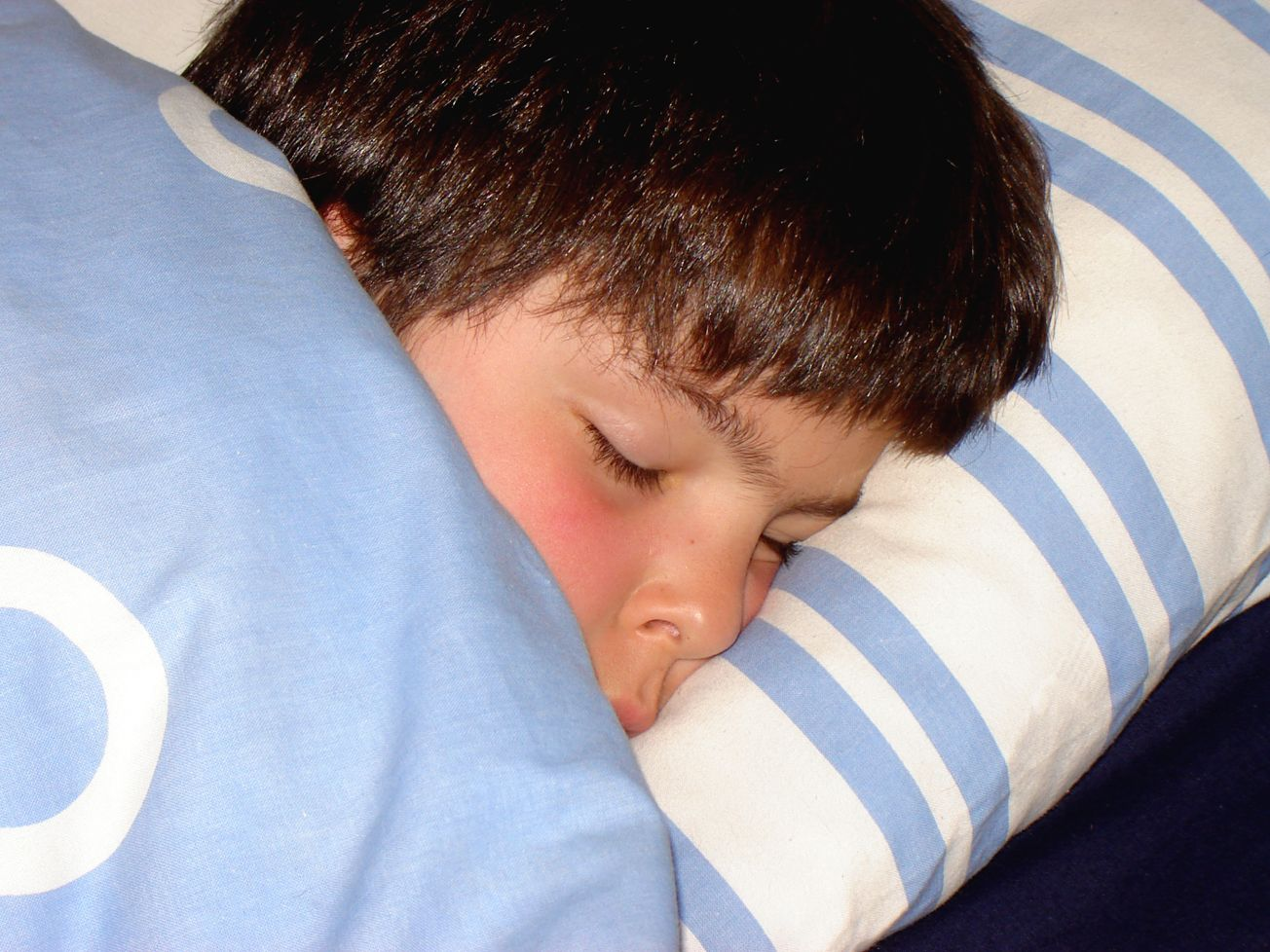 Bedwetting An embarrassing moment at night for kids
