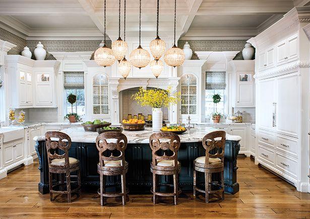 Rancho californiano cocinas pinterest - Arquitectos de interiores famosos ...