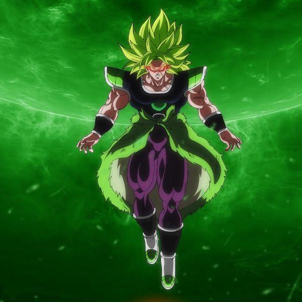 Dragon Ball Super Broly, Legendary Super Saiyan, 8K