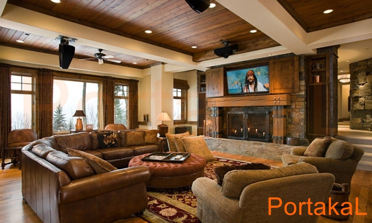 Country Style Living Room In 2020 With Images Contemporary Rustic Living Room Modern Rustic Living Room Rustic Living Room Furniture