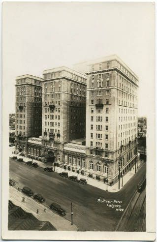 The Palliser Hotel Opened 100 Years Ago On June 1st 1914 With An