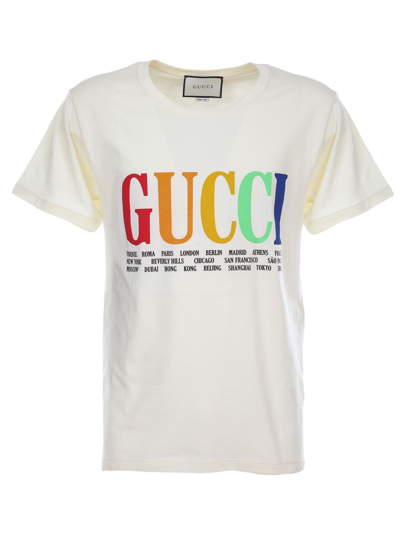 68ab149392ad GUCCI SHORT SLEEVE T-SHIRT. #gucci #cloth | Gucci in 2019 | Shirts ...