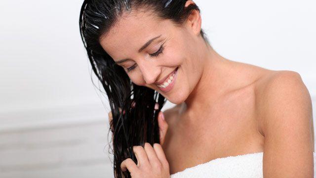Haare schneller wachsen waschen