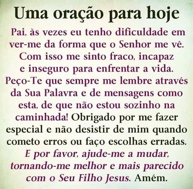 Uma oração