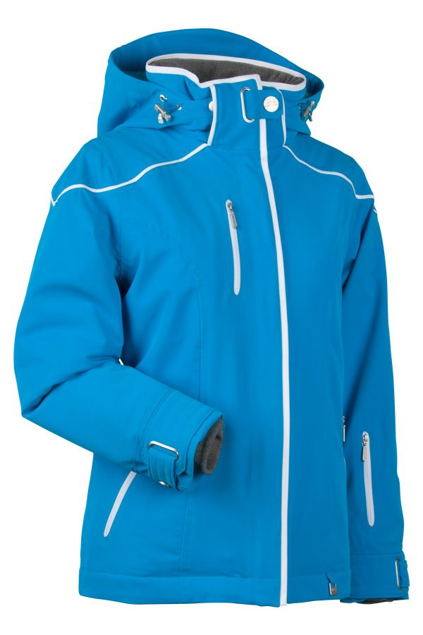 NILS Andrea ski/snow jacket in Olympic Blue **Let it SNOW!