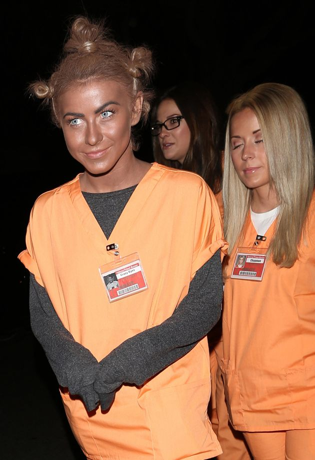 Orange Is the New Black Star -- Id Happily Be Caitlyn Jenners Prison Bitch