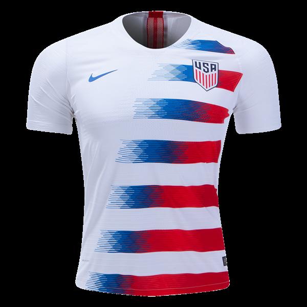 43b6308250 Nike USA Home Jersey 2018