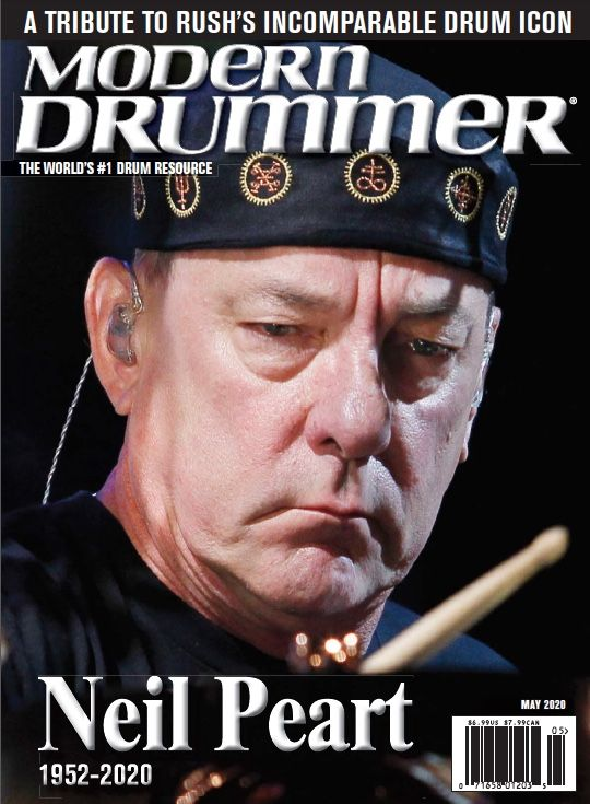 Welcome to the home of the world's #1 drum magazine.