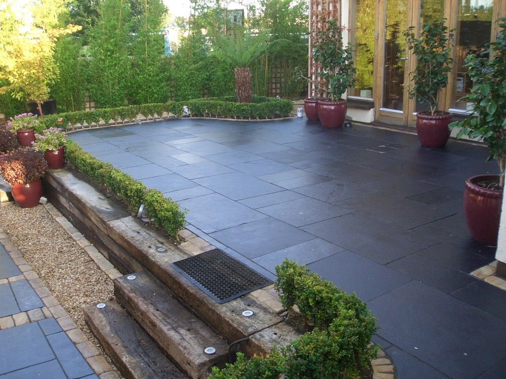 10 Best Images About Garden On Pinterest | Raised Patio, Paving