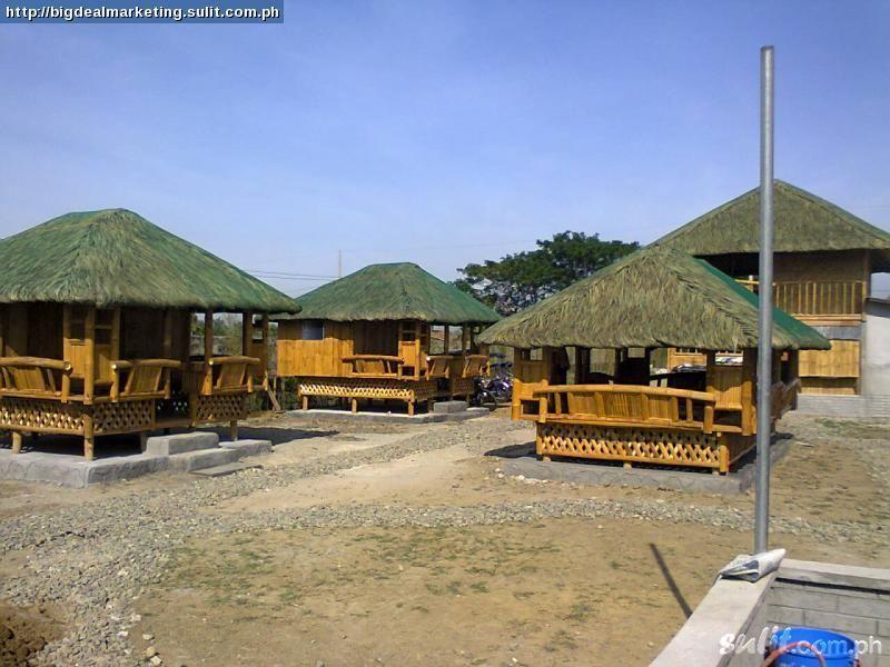 Open Style Bahay Kubo Philip Ino Pinterest Bamboo House Bahay