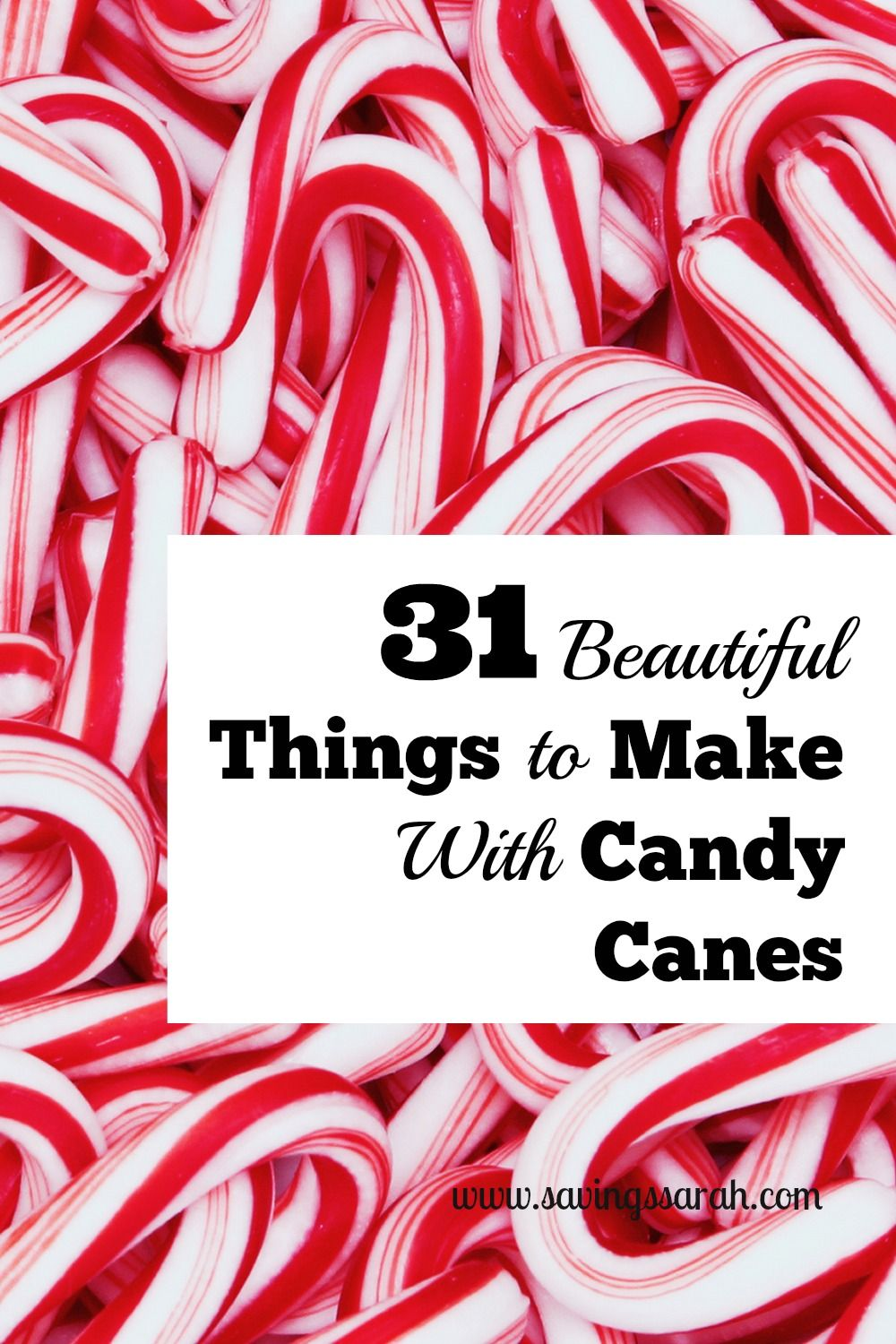 31 Beautiful Things To Make With Candy Canes Crafty 2 The Core Diy