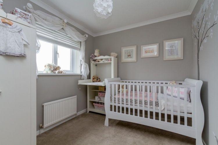 Décoration chambre bébé en 30 idées créatives pour les murs | Filles ...