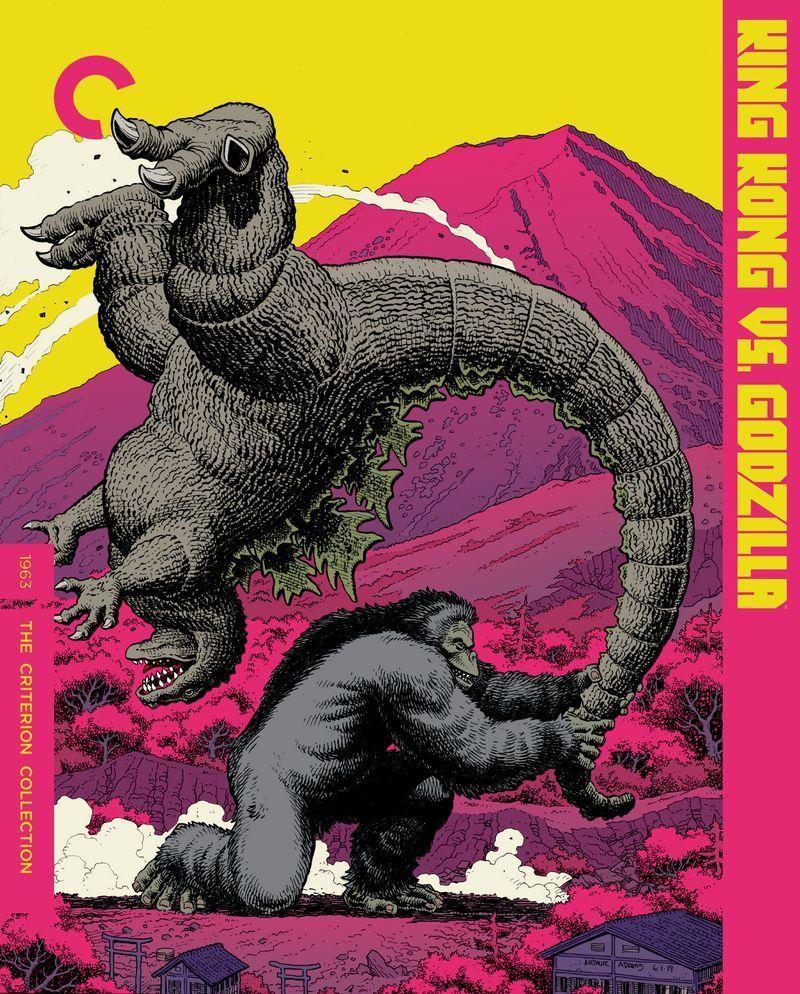 Artist Arthur Adams All 15 Of The Original Kaiju Films