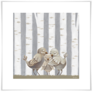 Forest Families - Birds