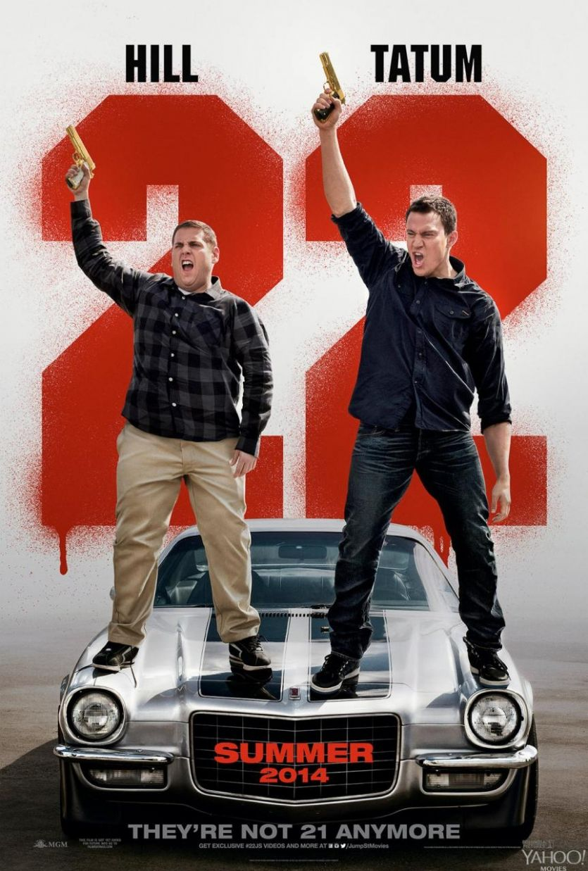 Hdr Movies 22 Jump Street Peliculas De Comedia Peliculas Online Peliculas