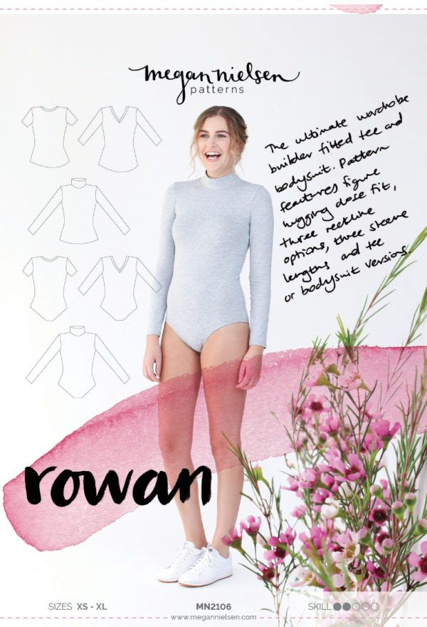 Rowan bodysuit and tee pattern tester roundup   Patterns to buy ...