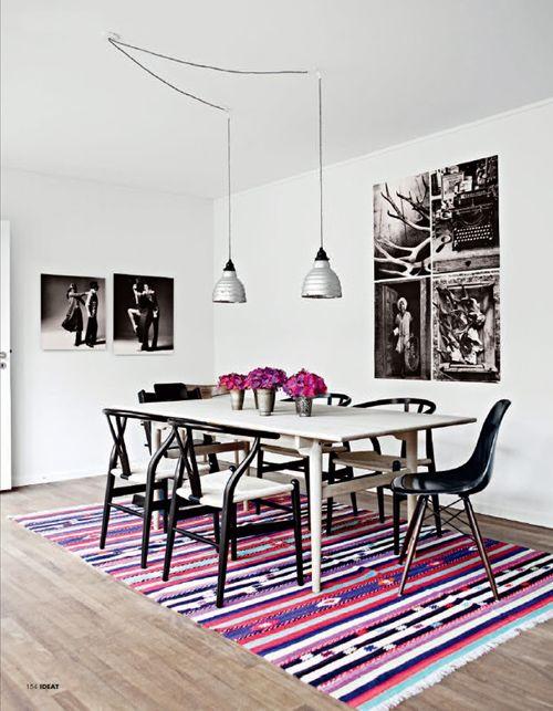 41 Scandinavian Inspired Dining Room Design Ideas
