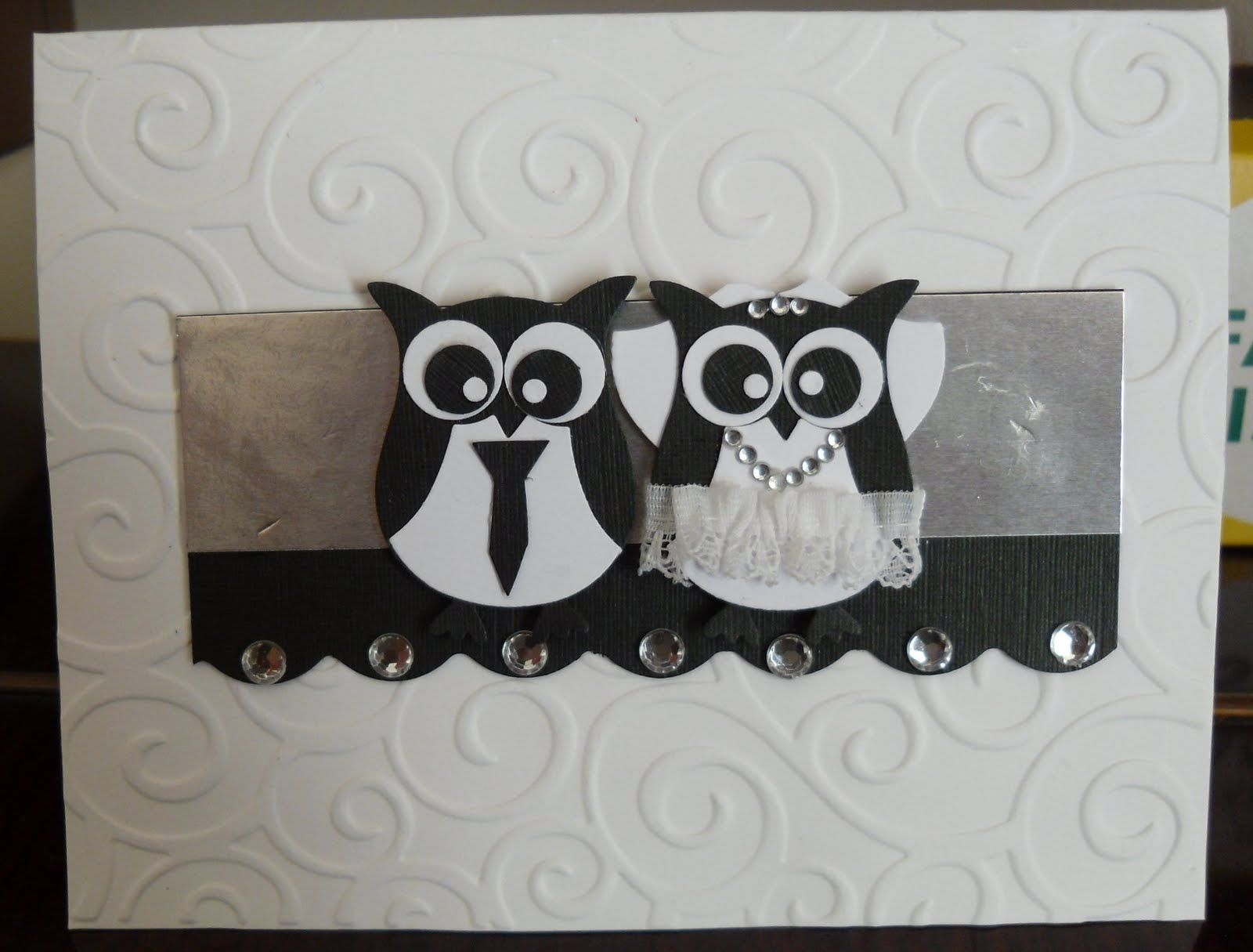 Owl Punch - Stampin' Up